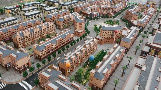Polskie makiety architektoniczne doceniane na świecie