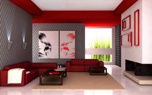 Jak odpowiednio dobrać kolor ścian – projektowanie wnętrz