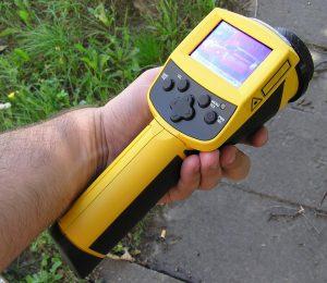 Kamera termowizyjna i inne urządzenia do mierzenia temprtatury
