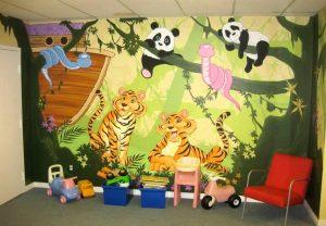 Jakie tapety ścienne do pokoju dla dziecka?