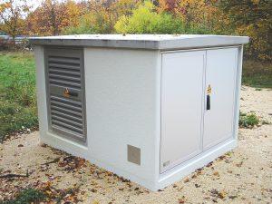 Szafy sterownicze i instalacje elektryczne