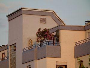 Remont balkonu i okapniki balkonowe