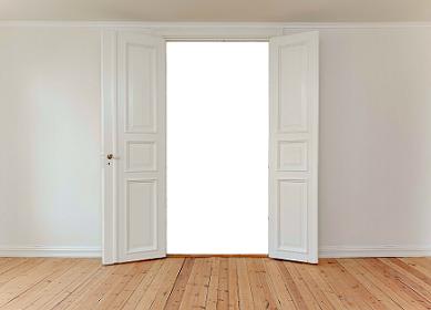 detaliczna sprzedaż drzwi