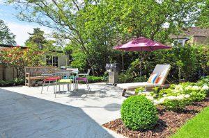 Ozdoby stosowane w profesjonalnych projektach ogrodów