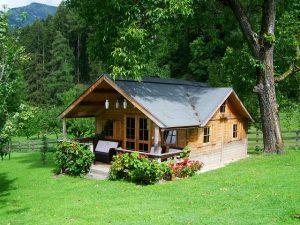 domki całoroczne