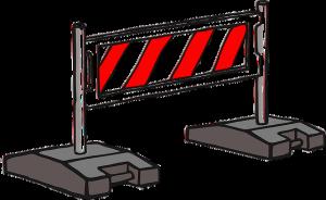 Zapory drogowe powinny być wykonane ze stali
